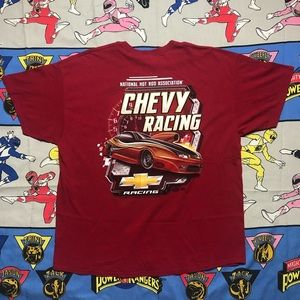Vintage Chevy Racing Tee